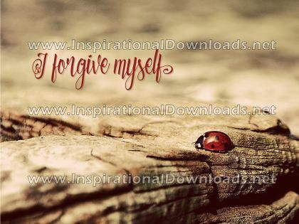 I Forgive Myself by Positive Affirmation (Inspirational Downloads)
