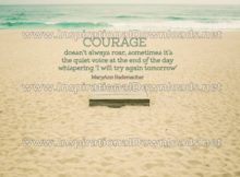 Quiet Voice by MaryAnn Rademacher (Inspirational Downloads)