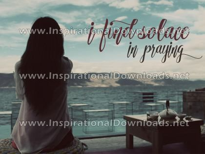 Finding Solace by Positive Affirmations (Inspirational Downloads)