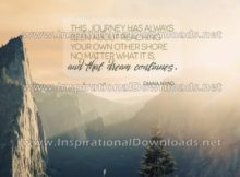 The Journey by Diana Nyad (Inspirational Downloads)