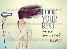 Look Your Best by Mae West (Inspirational Downloads)