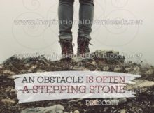 A Stepping Stone by William Prescott (Inspirational Downloads)