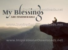 Ennumerable Blessings by Positive Affirmations (Inspirational Downloads)