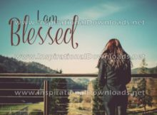 I Am Blessed by Positive Affirmations (Inspirational Downloads)