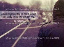 Good Coach by Ara Parseghian (Inspirational Downloads)