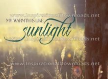 Like Sunlight by Positive Affirmations (Inspirational Downloads)