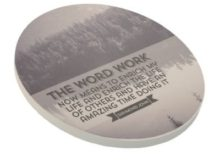 Inspirational Downloads Customized Coaster