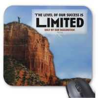 Inspirational Downloads Custom Mousepads