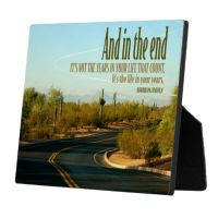 Inspirational Downloads Custom Photo Plaques