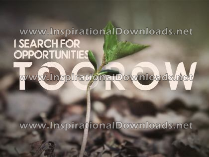 Opportunities To Grow by Positive Affirmations (Inspirational Downloads)