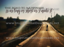 Road To Happiness by Positive Affirmations (Inspirational Downloads)