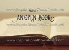 My Life Is An Open Book by Positive Affirmations (Inspirational Downloads)