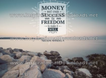 Create Success by Nelson Mandela (Inspirational Downloads)