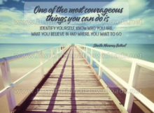 Courageous Things You Can Do by Sheila Murray Bethel (Inspirational Downloads)