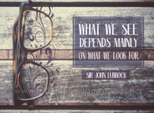 What We See by Sir John Lubbock (Inspirational Downloads)