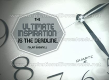 Ultimate Inspiration by Nolan Bushnell (Inspirational Downloads)
