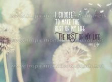 The Best Of My Life by Louise Hay