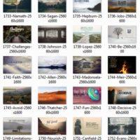 1706 Series Album