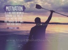 Motivation A Fire From Within by Stephen Covey