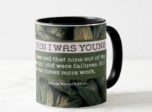 Customized Mug - Ten Times More Work 300