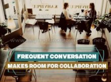 Makes Room For Collaboration by Positive Affirmations