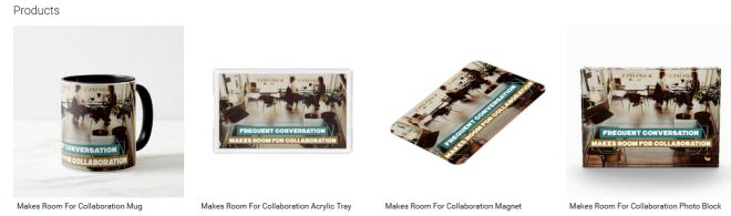 Makes Room For Collaboration Inspirational Downloads Customized Products
