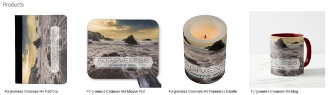 Forgiveness Cleanses Me Inspirational Downloads Customized Products