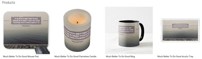 Much Better To Do Good Inspirational Downloads Customized Products