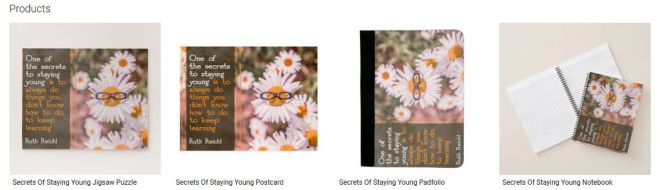 Secrets Of Staying Young Inspirational Downloads Customized Products