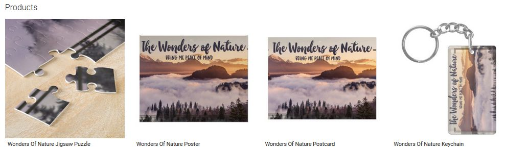 Wonders Of Nature Inspirational Downloads Customized Products
