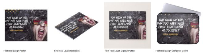 First Real Laugh Inspirational Graphic Quote Inspirational Downloads Customized Products