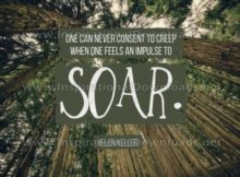Impulse To SOAR by Helen Keller