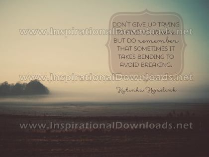 To Find Your Way Inspirational Quote Graphic by Katinka Hesselink