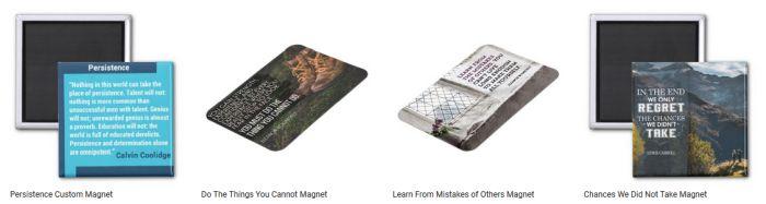 Popular Inspirational Magnets