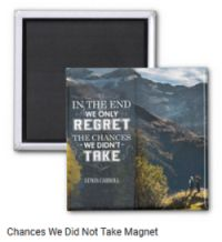 Customized Inspirational Magnets