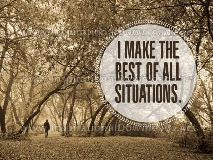 Make The Best Inspirational Quote Graphic