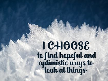 Ways To Look At Things Inspirational Quote Graphic