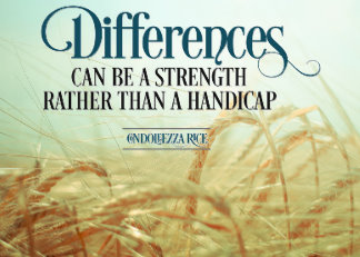Custom Photo Block: Differences Can Be A Strength Inspirational Photo Block