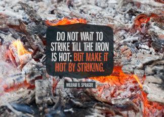 Custom Photo Block: Make It Hot By Striking Inspirational Photo Block