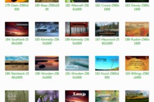 1004 Series Inspirational Quotes Posters 500x450