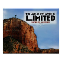 Level of Success by Aesop Bestselling Inspirational Poster