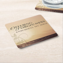 Offering Forgiveness Bestselling Inspirational Coaster