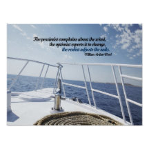 The Wind by William Arthur Ward Bestselling Inspirational Poster