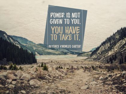 2540-Carter Inspirational Graphic Quote Poster