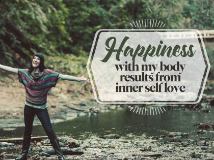 1778-Happiness Inspirational Quote Graphic