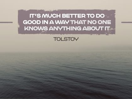 1827-Tolstoy Inspirational Quote Graphic