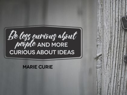 1955-Curie Inspirational Quote Graphic