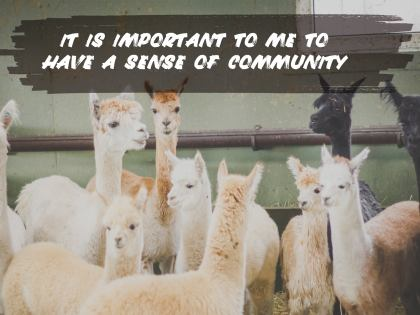 1958-Community Inspirational Quote Graphic