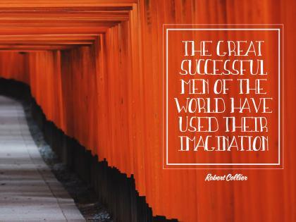 2037-Imagination Inspirational Quote Graphic