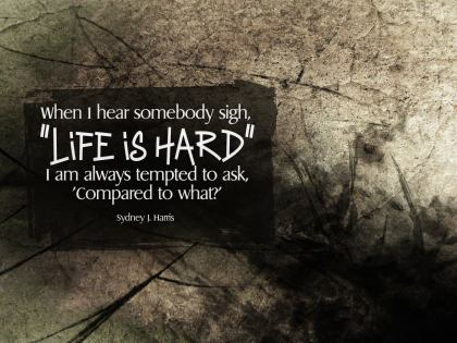 414-Harris Inspirational Graphic Quote Poster